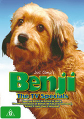 Benji - The TV Specials on DVD