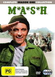 MASH - Complete Season 1 Collection (3 Disc Set) (New Packaging) DVD