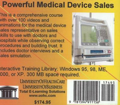 Powerful Medical Device Sales by Bruce Gordon