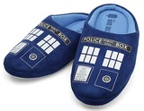 Doctor Who TARDIS Slippers (Large)