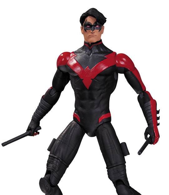 Batman Nightwing New 52 Action Figure At Mighty Ape Australia