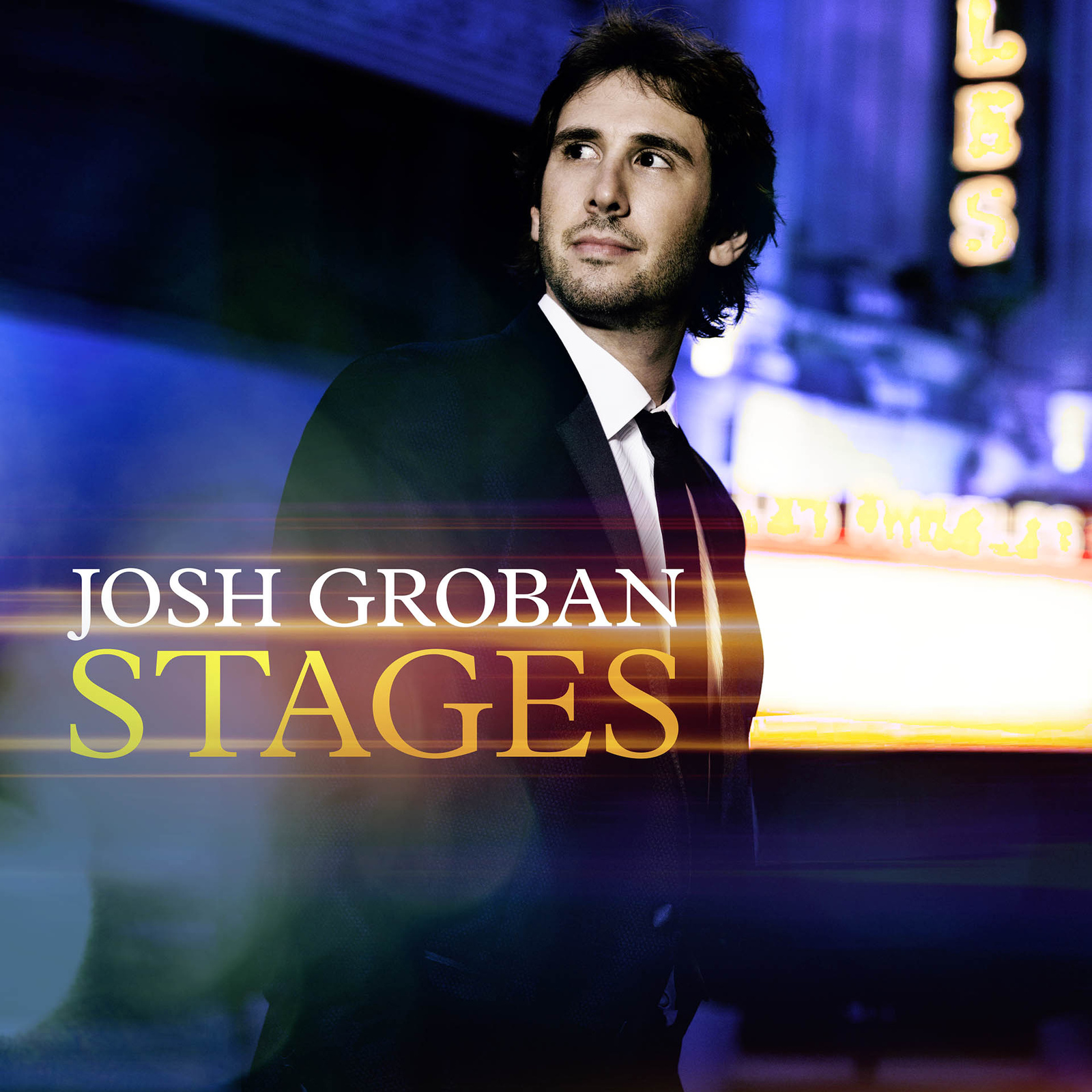 Stages (Deluxe Edition) by Josh Groban image