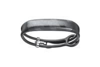 Jawbone UP2 Fitness Tracker (Hex Rope Gunmetal)