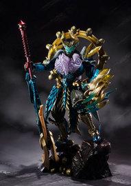 S.H.Figuarts - Monster Hunter: Jashin Kakusei (Zinogre) Figure