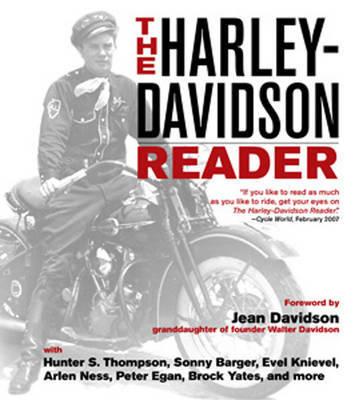 The Harley-Davidson Reader image