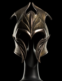 The Hobbit: Mirkwood Helm - by Weta image