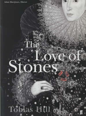 The Love of Stones by Tobias Hill image