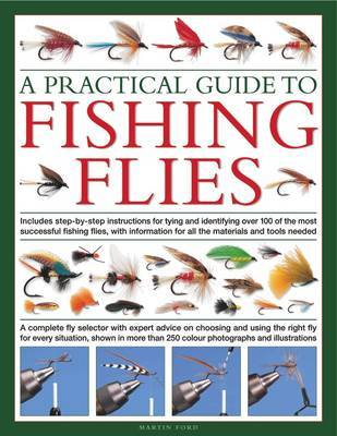 Practical Guide to Fishing Flies by Martin Ford image