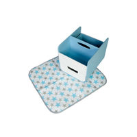 B.Box: Nappy Caddy - Blue Lagoon