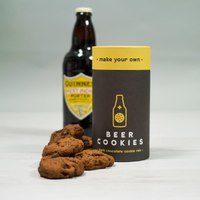 Make Your Own Beer Cookies