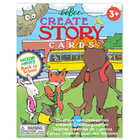 eeBoo: Tell Me A Story - Back To School