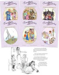 Fiona & Frieda's Fairy-Tale Adventures by Nadia Higgins image