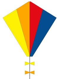 "HQ Kite: Eddy Spectrum - 20"" Eco Kite"