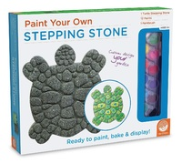 Mindware Create: Paint Your Own - Turtle Stepping Stone