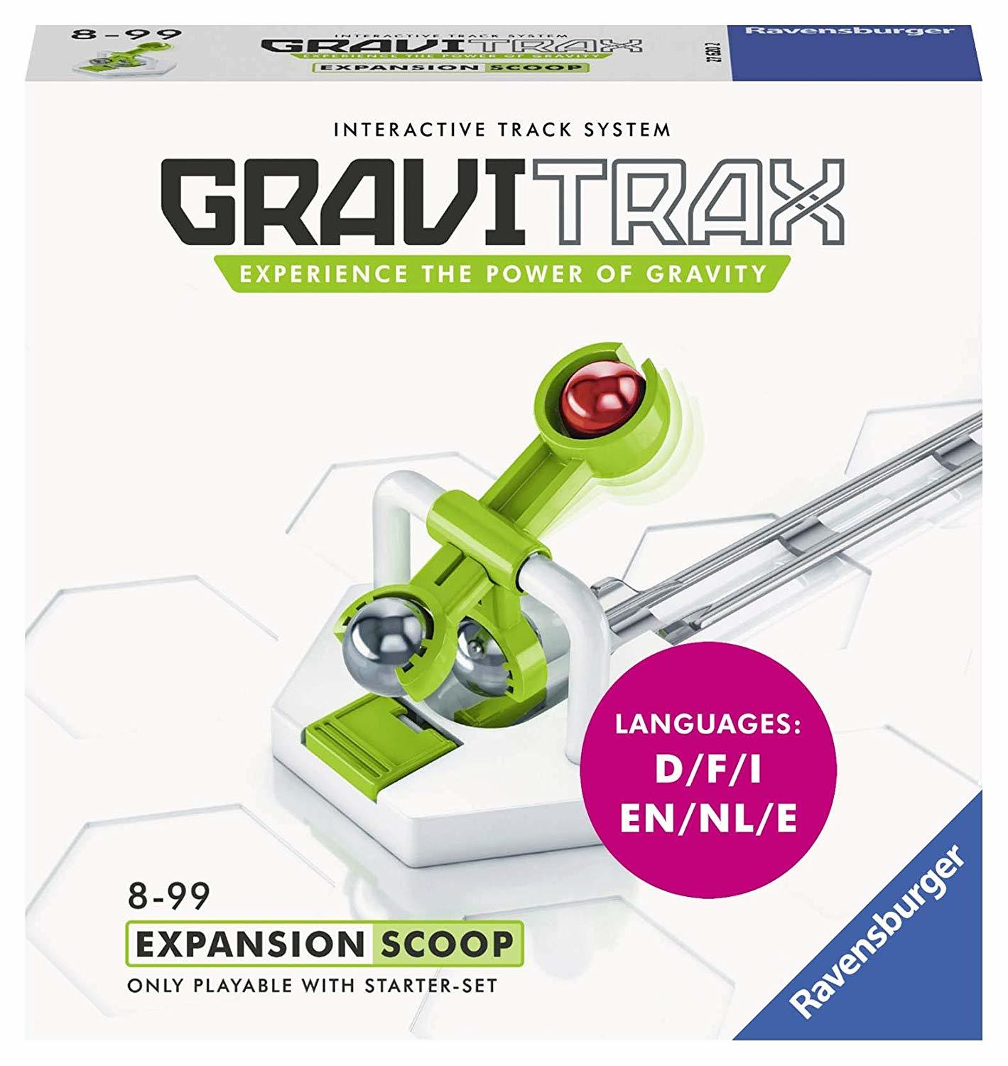 GraviTrax: Interactive Track Set - Scoop Expansion image