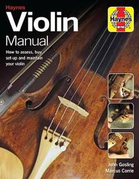 Violin Manual by John Gosling