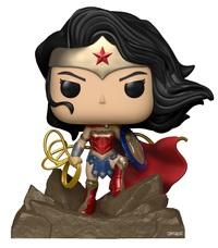 DC Comics: Wonder-Woman (Jim Lee) - Pop! Comic Moment Vinyl Figure