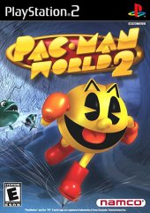 Pac-Man World 2 for PS2