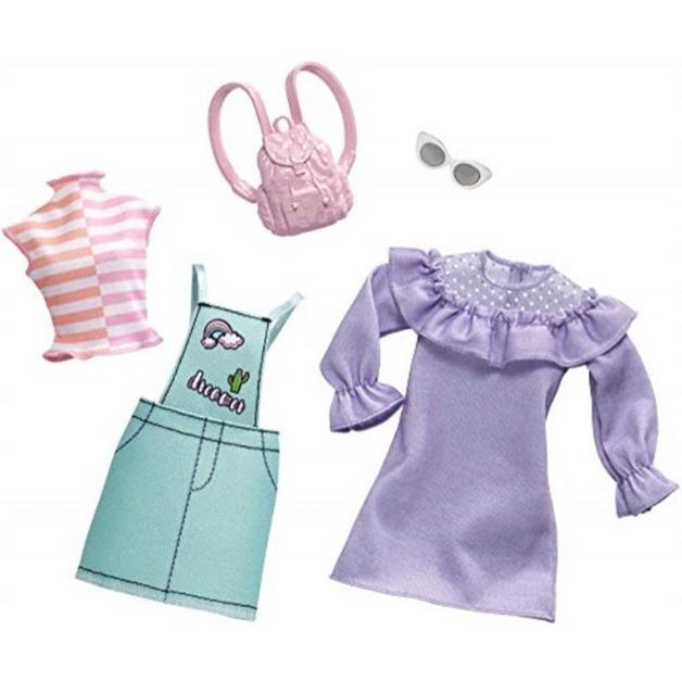 Barbie: Fashion 2-Pack - Pastel Overall