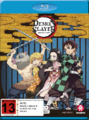 Demon Slayer: Kimetsu No Yaiba: Part 2 (Eps 14-26) on Blu-ray