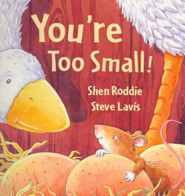 You're Too Small by Shen Roddie image
