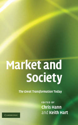 Market and Society by Chris Hann image