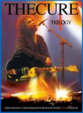 Cure, The - Trilogy (2 Disc Set) on DVD