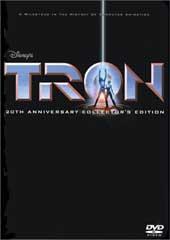 Tron SE on DVD