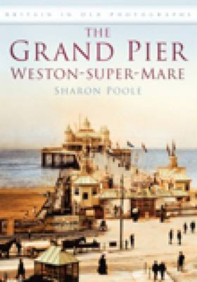 The Grand Pier at Weston-Super-Mare by Sharon Poole