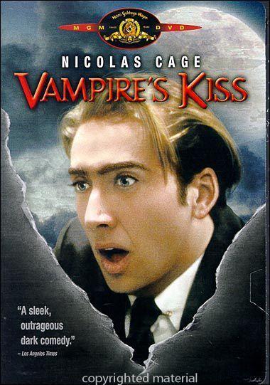 Vampires Kiss (New Packaging) on DVD
