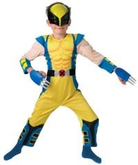 Wolverine Kids Costume (Medium)