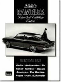 AMC Rambler Limited Edition Extra 1956-69