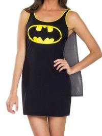 Batgirl Tank Dress - Medium