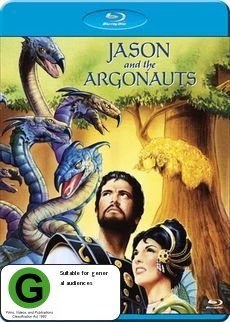 Jason And The Argonauts on Blu-ray