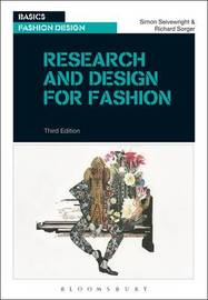 Research and Design for Fashion by Simon Seivewright