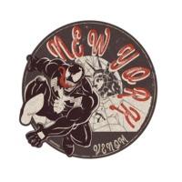 Marvel: Travel Luggage Sticker - Venom #6