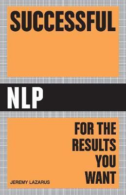 Successful NLP by Jeremy Lazarus
