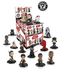 Star Wars: The Last Jedi - Mystery Minis (Blind Box)