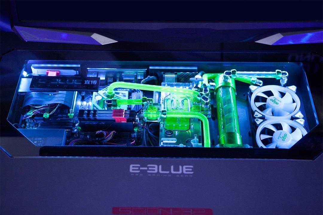 E-Blue SCION-32 Gaming Desk for  image