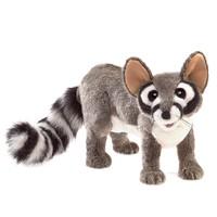 Folkmanis: Ringtail Cat (Lemur) - Plush Puppet