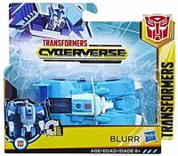 Transfomers: Cyberverse - 1-Step Changer - Blurr