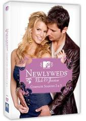 Newlyweds - Nick And Jessica: Seasons 2 And 3 (2 Disc Set) on DVD