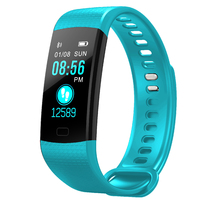 Unisex Sports Smartwatch - Blue