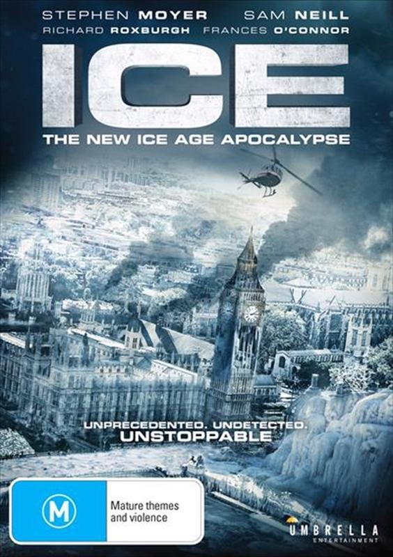 Ice (Mini-Series) on DVD