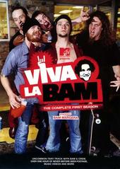 Viva La Bam - Season One (2 Disc Set) on DVD