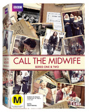 Call the Midwife - Series One & Two Box Set DVD