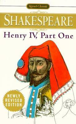 Henry Iv, Part I by William Shakespeare image