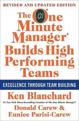 The One Minute Manager Builds High Performing Teams by Ken Blanchard image