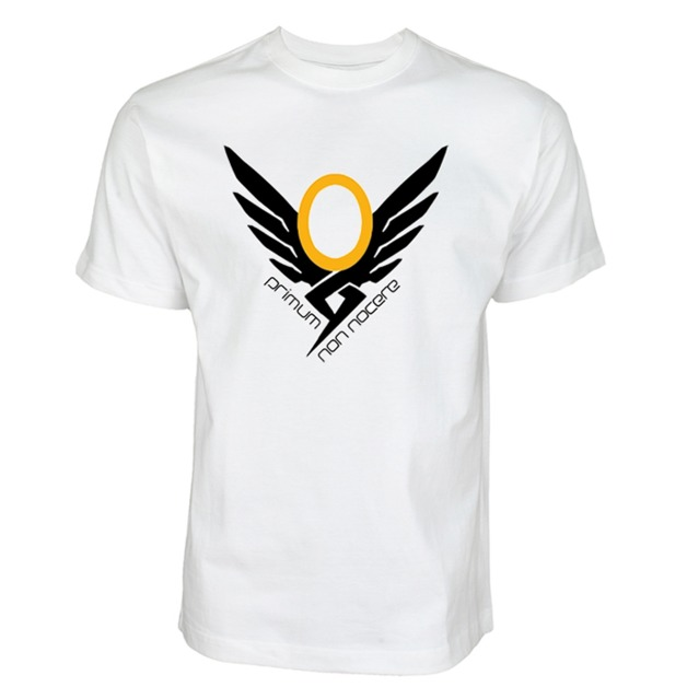 Overwatch Mercy T-Shirt (Large)