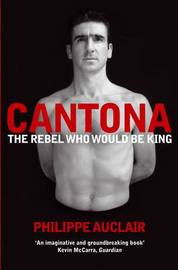 Cantona by Philippe Auclair image